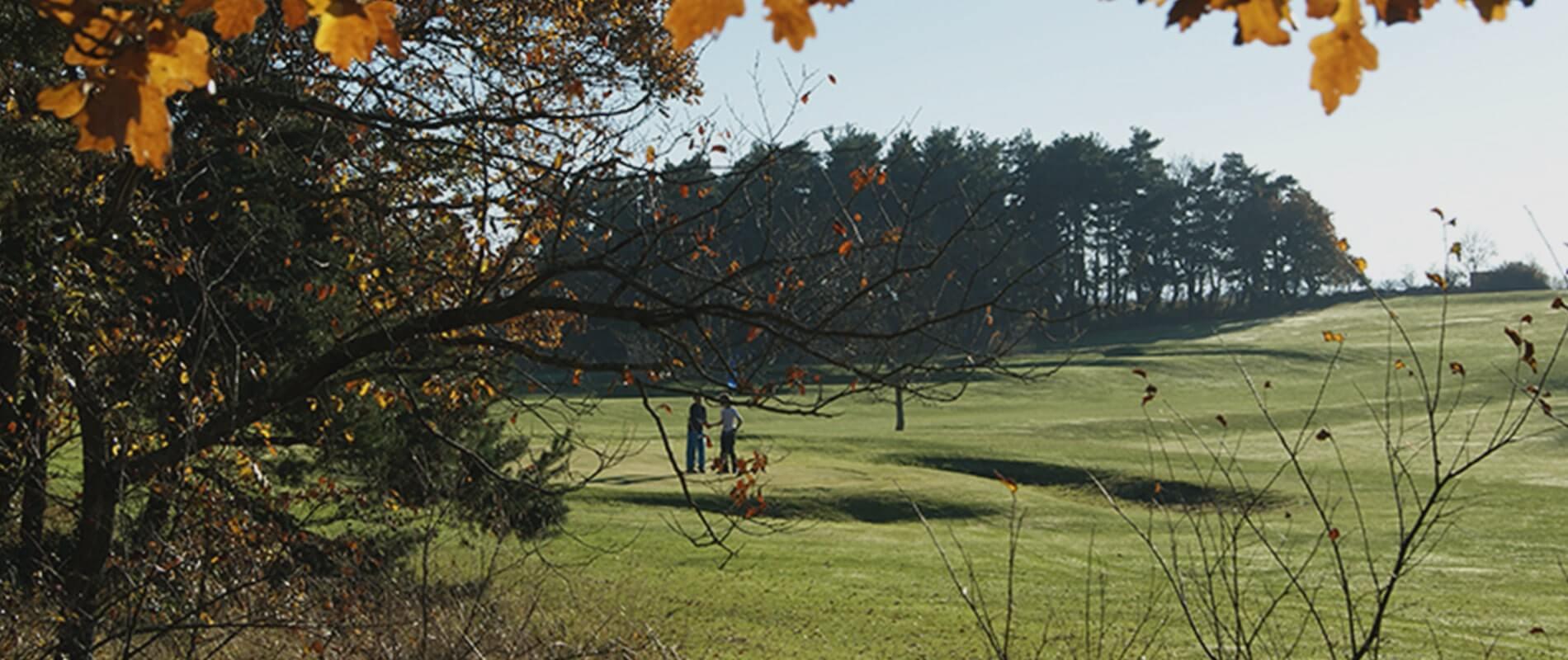 parcours golf club puy en velay